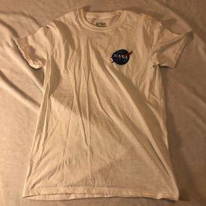 NASA Patch T Shirt